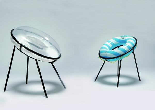 Спасательный стул Ukiwa Chair от Sachiko Fukutomi