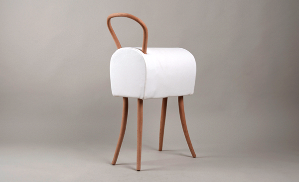 Проект спортивной мебели Gymnastics furniture от Mejd Studio