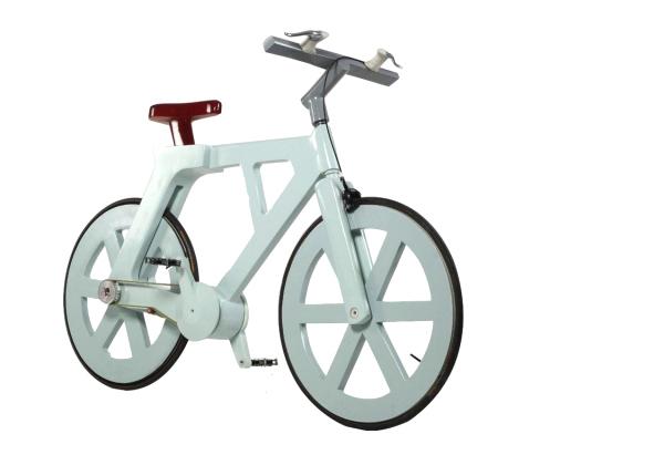 Alfa Bike. Картонный велосипед Ицгара Гафни (Izhar Gafni)