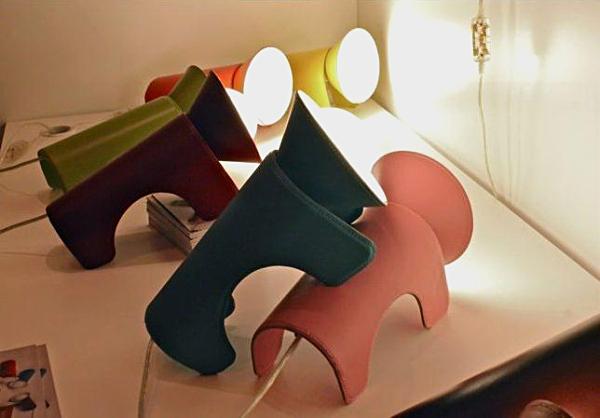 Дизайнерский светильник Lion penseur от Lee Jinyoung