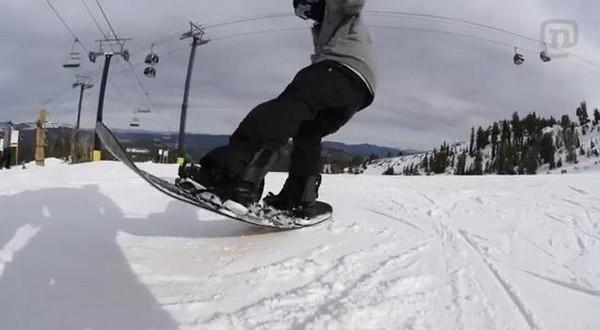 Сноуборды с солнечными панелями от Signal Snowboards