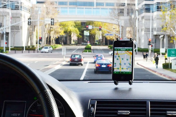 Приложения для поиска парковки от Cisco и Streetline