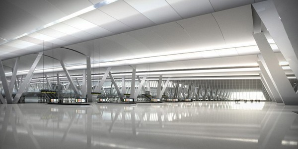 Плавающий аэропорт — новые воздушные ворота Лондона