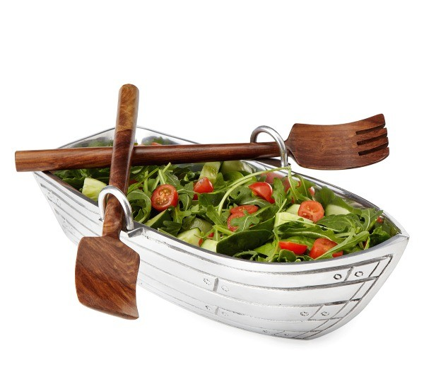 Салатница-лодка Row Boat Salad Bowl