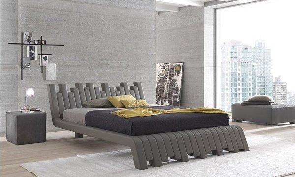 Кровать Cubed Bed от Bolzan Letti