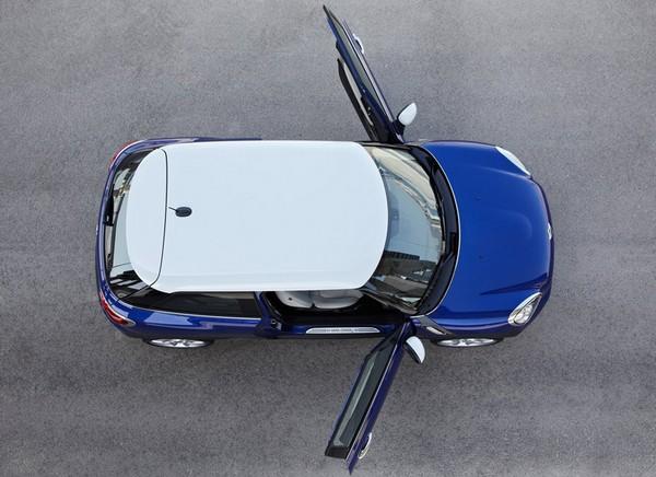 MINI Paceman – шикарный продолжатель дела миниатюрных автомобилей