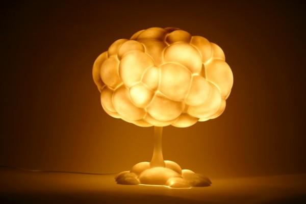 Настольный светильник Mushroom Lamp от h220430