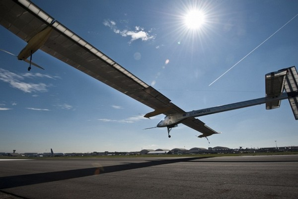 Solar Impulse — через всю Америку на солнцелете!
