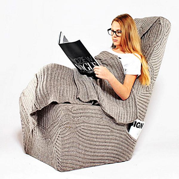 Кресло Autumn/Winter Chair, согревающее в холода