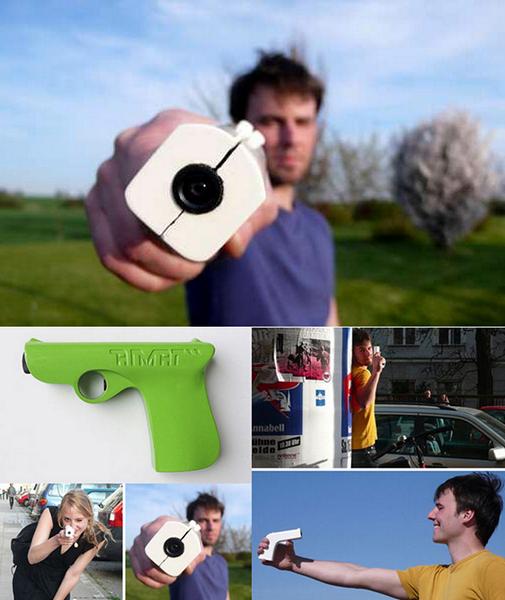 Фотоаппарат-пистолет Aimat Gun Camera