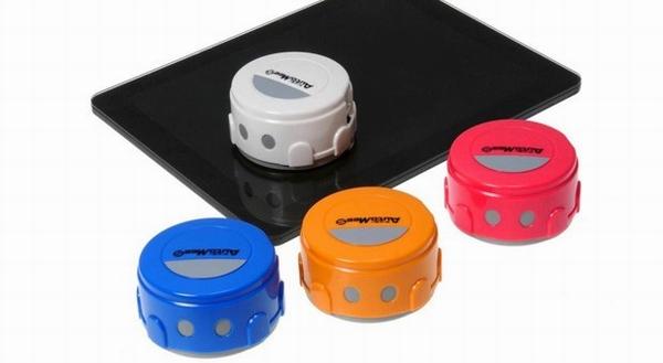 Auto Mee S - робот-пылесос для смартфонов