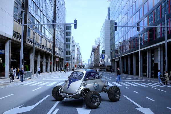 BMW Joy Concept