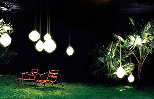 Beehive lamp. Лампа-улей от Mateusz Chmura
