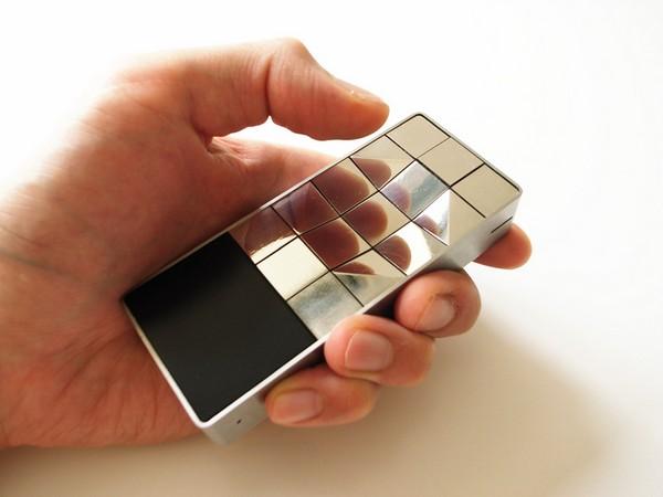 Tactile Mobile Phone – мобильный телефон для слепых людей