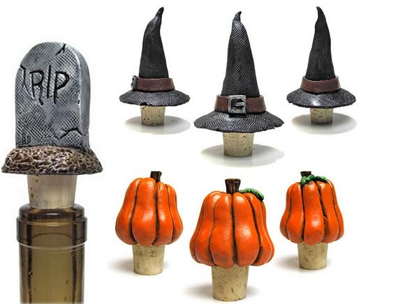 Пробки из серии Spooky Corks