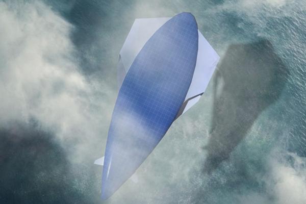 Электрический самолет-дирижабль