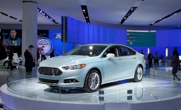Ford 2013 Fusion Hybrid