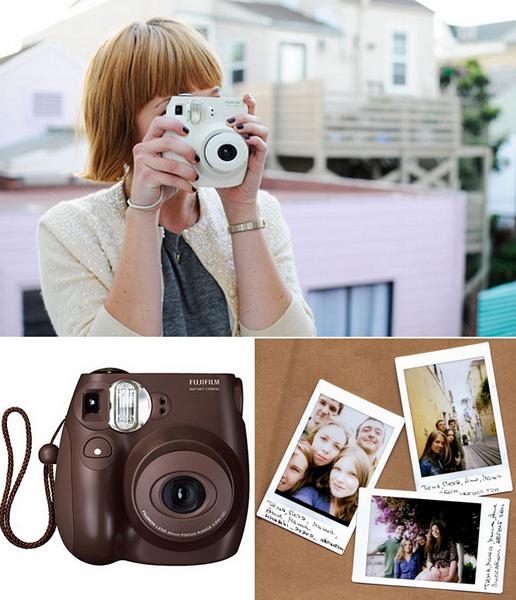 FujiFilm 25 Instax Mini для моментальных мини-фотографий