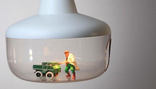 Favourite Things – лампы-планеты из «Маленького Принца»