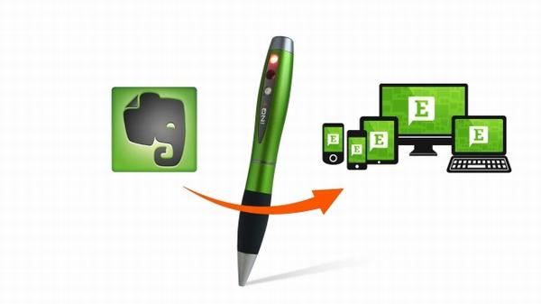Ручка NoteMark совместима со всеми мобильными устройствами