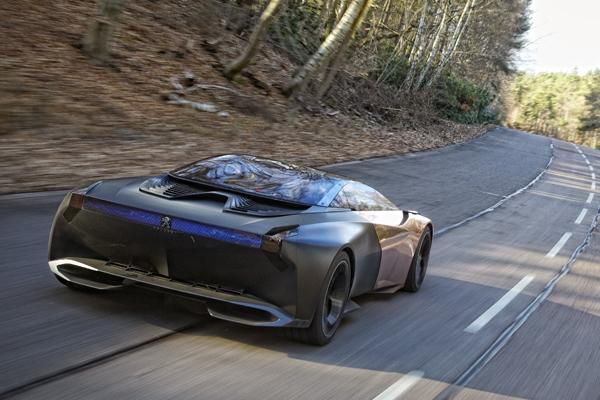 Тест-драйв Peugeot Onyx на дорогах Франции