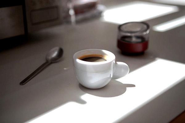 Эспрессо в микроволновке с кофеваркой Piamo