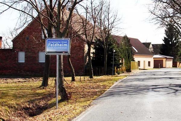 Фелдхейм – первый энергетически независимый город в Германии