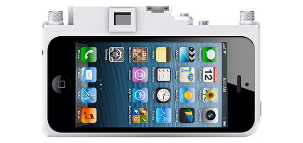 Gizmon iCa – чехол, который превращает iPhone в настоящий фотоаппарат