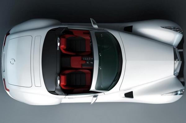Mercedes-Benz GWA 300 SLC