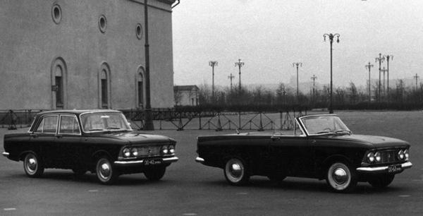 Москвич-408 и Москвич 408