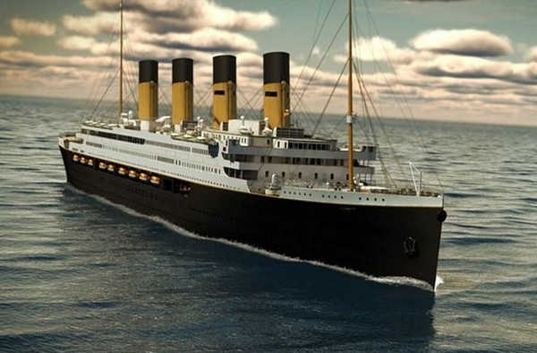 Титаник II – точная копия легендарного лайнера, которая появится в 2016 году