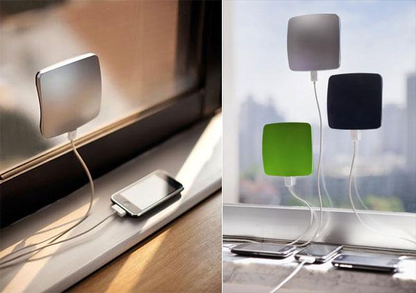 XDModo Window Solar Charger - солнечное зарядное устройство для смартфонов