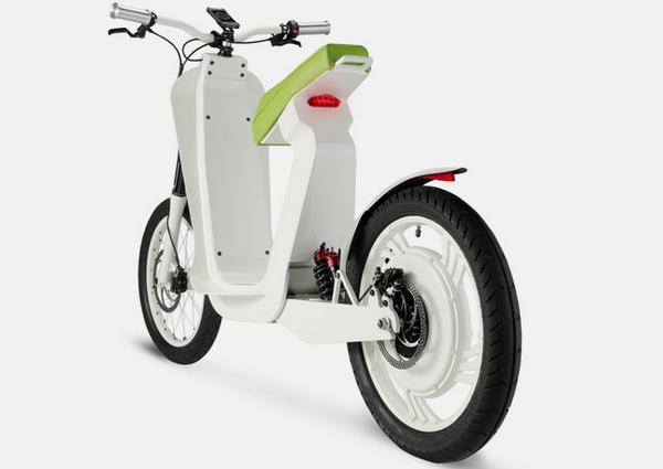 Xkuty One: самый легкий электромопед