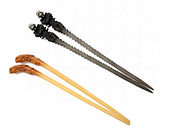 Необычные китайские палочки Alien Big Chap Chopsticks