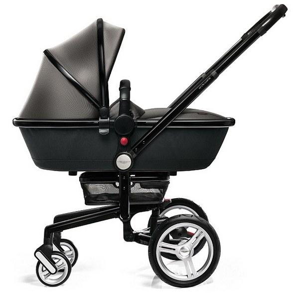 Aston Martin x Silver Cross Stroller: престижная коляска для новорожденных