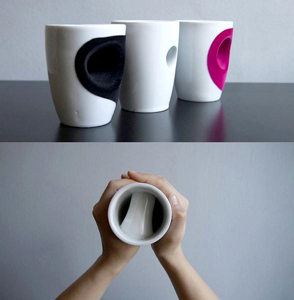 Чашка Hug Cup для крепких объятий