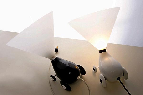 Ночник Light Boy Lamp, имитирующий домашнюю собачку
