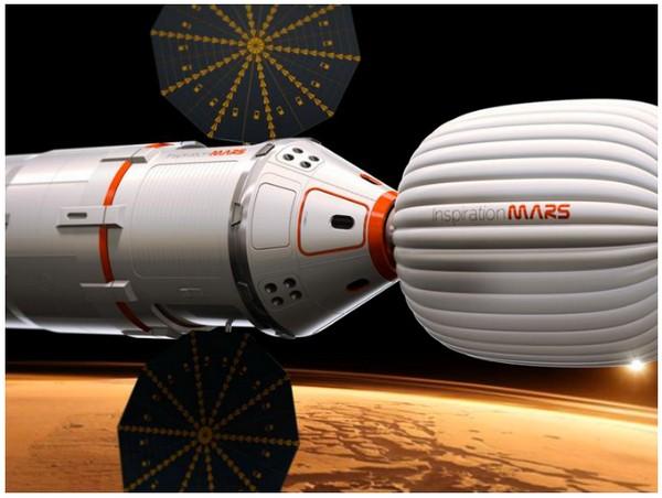 Inspiration Mars – частная миссия на Марс в 2018 году