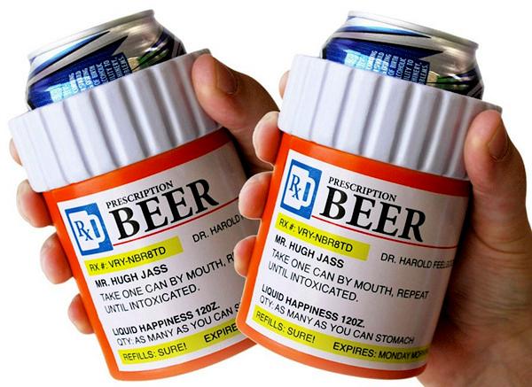 Prescription Pill Bottles: стаканы и кружки в виде баночек для пилюль