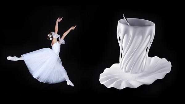 Эстетика танца