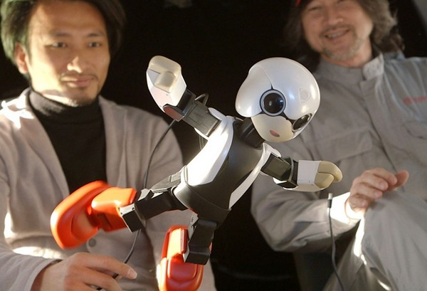 Kirobo – японский робот-астронавт