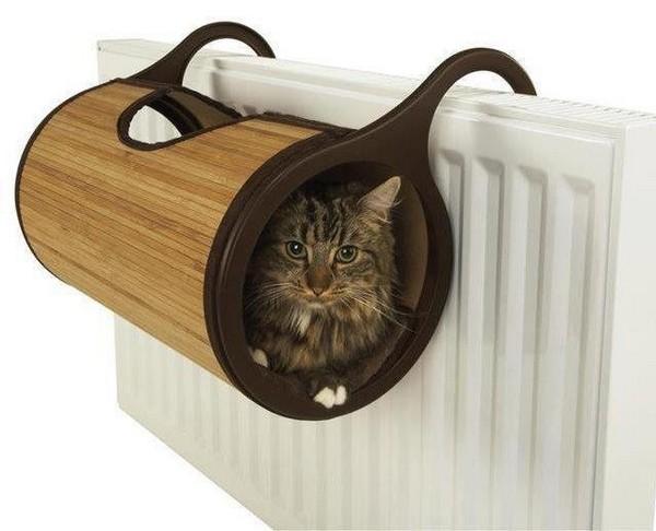 Хранить кота в тепле