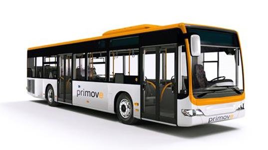 Беспроводные элекроавтобусы Bombardier в Германии