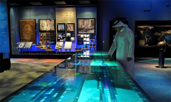 Музей технологий в Саудовской Аравии