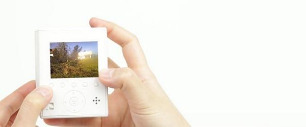 Sun and Cloud Camera – фотоаппарат, которому не нужны зарядные устройства
