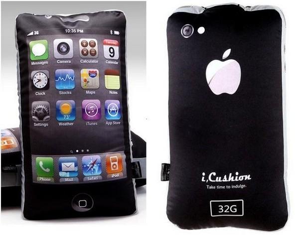 iCushion – подушка для фанатов iPhone