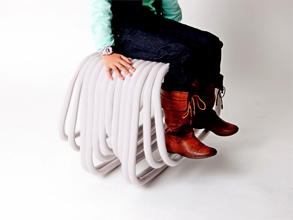 CFE Rocking Chair. Концепт мебели от Mariana Aguila