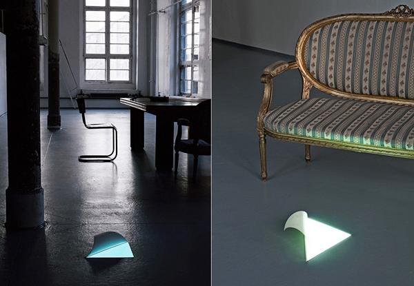 Светильник Illusion  lamp от  Lenka Czereova