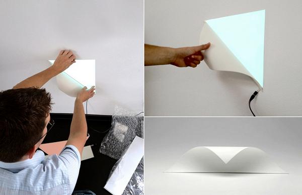 Светильник Illusions lamp от  Lenka Czereova