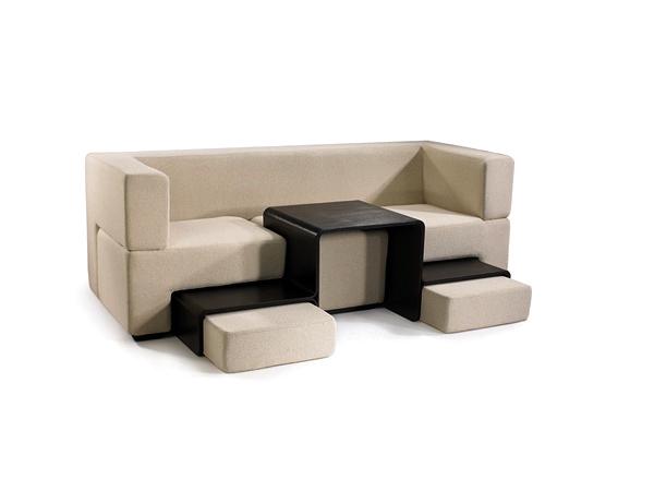 Модульный диван-трансформер Slot sofa